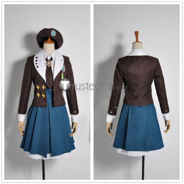 Amnesia Heroine Uniform Cosplay Costume