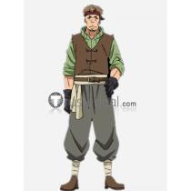 Tensei Shitara Slime Datta Ken Gido Cosplay Costume