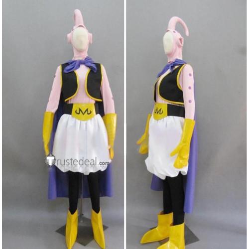 Dragon Ball Z Majin Buu The Good Buu Cosplay Costume