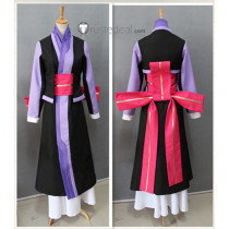 Mobile Suit Gundam Seed Destiny Lacus Clyne Black Cosplay Costume