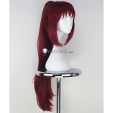 Seraph of the End Owari no Serafu Mito Jujo Crimson Red Cosplay Wig