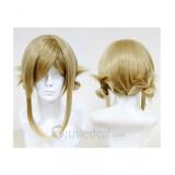 K Seri Awashima Blonde Cosplay Wig