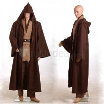 Star Wars Obi Wan Kenobi Cosplay Costume
