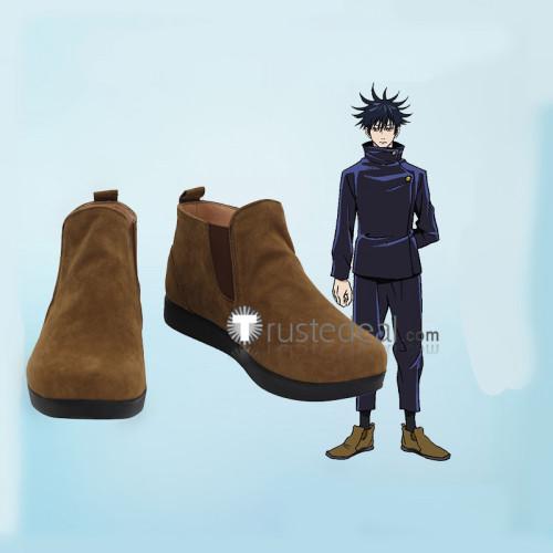 Jujutsu Kaisen Sorcery Fight Yuji Itadori Toge Inumaki Megumi Fushiguro Cosplay Shoes Boots
