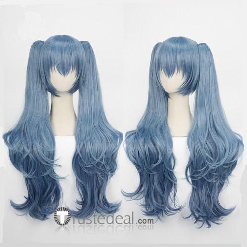 Tokyo Ghoul Re Season 3 Saiko Yonebayashi Blue Ponytails Cosplay Wig