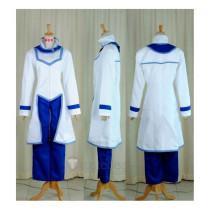 YuGiOh The Senior Obelisk Blue Male Uniform Cosplay Costume