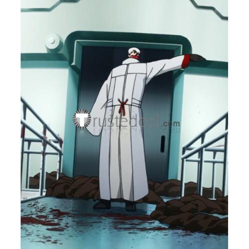 Tokyo Ghoul Re Tatara Aogiri Tree's Leaders White Cosplay Costume