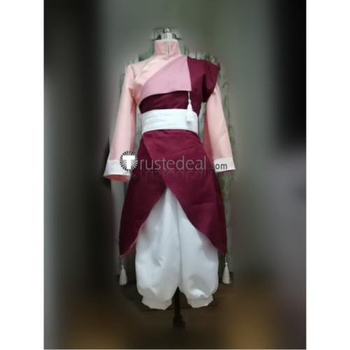 Fullmetal Alchemist Mei Chang Cosplay Costume
