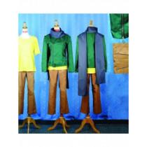 No.6 Nezumi Cosplay Custume