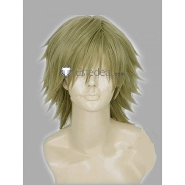 The Prince of Tennis Shitenhouji Kuranosuke Shiraishi Brown Cosplay Wig