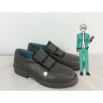 Saiki Kusuo no Psi Pai Nan Kaidou Shun Cosplay Shoes Boots