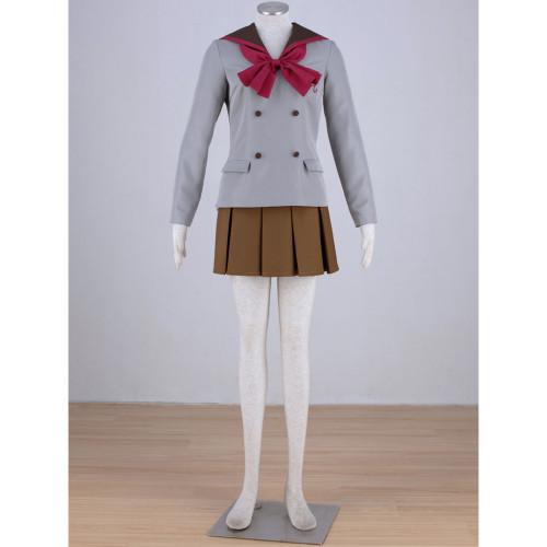 Sailor Moon Hino Rei Sailor Mars School Uniform Cosplay Costume