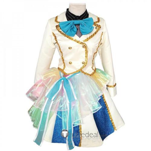 Zombie Land Saga Sakura Ai Saki Yugiri Lyli Tae Junko Franchouchou Idols Ending Cosplay Costumes 2