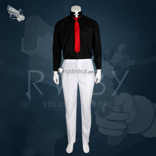 RWBY General James Ironwood Original White Cosplay Costume