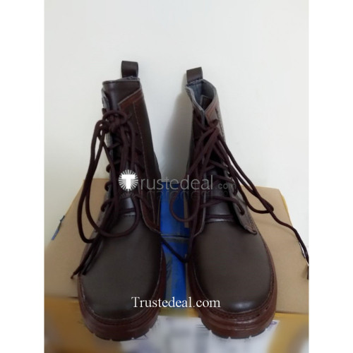 Street Fighter 5 V SAKURA Cosplay Battle Boots Shoes