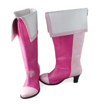 Pretty Cure Splash Star Pink Cosplay Boots Shoes