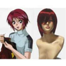 Gundam Seed Lunamaria Hawke Cosplay Wig(FZ44)