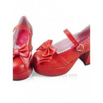 Umineko: When They Cry Lambdadelta Cosplay Lolita Shoes