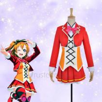 Love Live School Idol Movie Kousaka Honoka Theatrical Cosplay Costume
