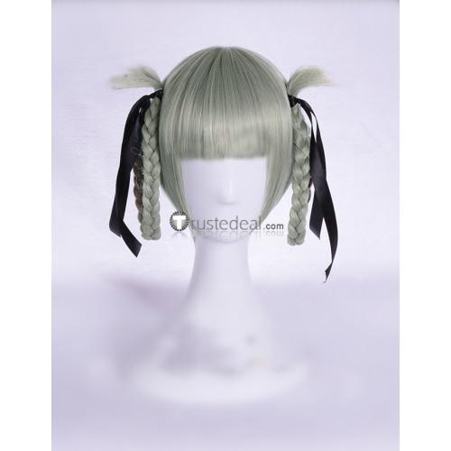Kakegurui Kirari Momobami Gray Cosplay Wigs