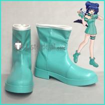 Tokyo Mew Mew Minto Aizawa Mew Mint Blue Cosplay Boots Shoes