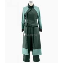 Mobile Suit Gundam 00 Earth Sphere Federation A Laws Soma Peries Anew Returner Louise Halevy Female Military Cosplay Costume