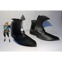 Touken Ranbu Urashima Kotetsu Cosplay Boots Shoes