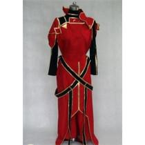 Sword Art Online Eugene Cosplay Costume