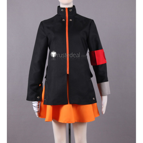 The Last: Naruto the Movie Naruto Uzumaki Genderbend Girl Cosplay Costume