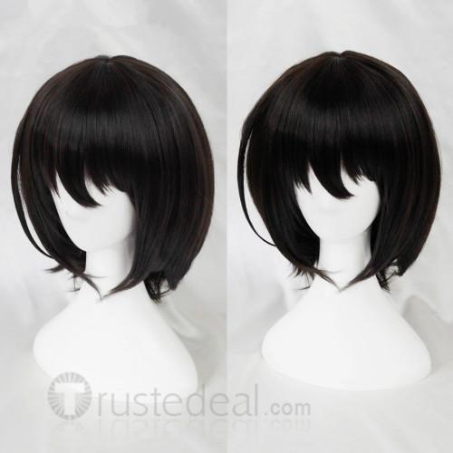 Another Misaki Mei Short Black Cosplay Wig