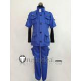 Assassination Classroom Shiota Nagisa Ansatsu Kyoushitsu Kaede Kayano Blue Battle Cosplay Costume