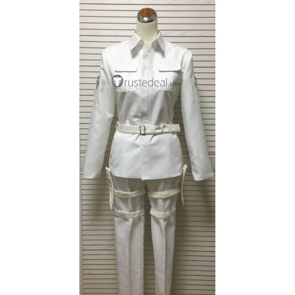 Hataraku Saibou Cells at Work Neutrophil White Blood Cell Cosplay Costume