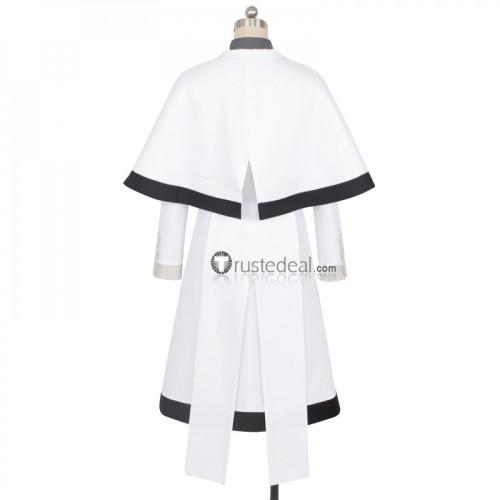 Tokyo Ghoul Re Season 3 Saiko Yonebayashi Quinx White Cosplay Costume