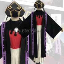 Kimetsu no Yaiba Demon Slayer Douma Kimono Cosplay Costume 2