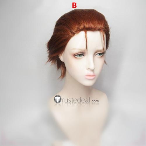 Identity V Mercenary Brown Cosplay Wigs