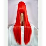Shakugan no Shana Shana Long Red Cosplay Wig 2