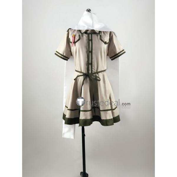Hetalia Axis Powers Russia Ivan Braginsky Genderbend Girl Military Uniform Cosplay Costume