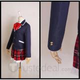 Chunibyo Takanashi Rikka School Cosplay Uniform