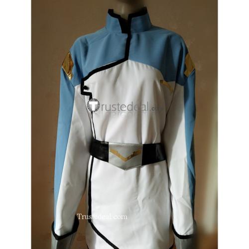 Voltron Legendary Defender 8 Keith Lance Pidge Hunk Shiro Allura Team Jacket Cosplay Costumes