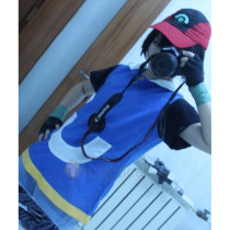 Pokemon Advanced Generation Ash Ketchum Cosplay Costume
