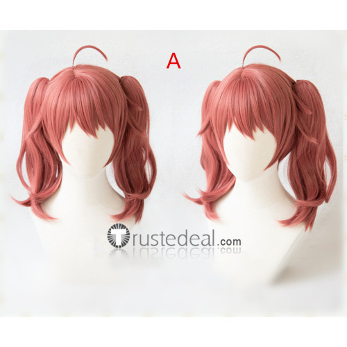 Darling in the Franxx Miku 390 Red Cosplay Wig