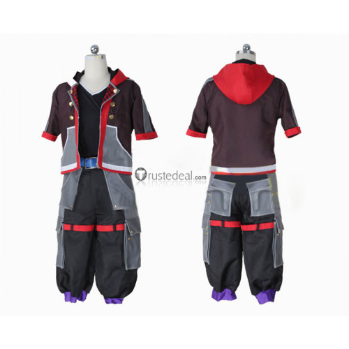 Kingdom Hearts 3 Sora Cosplay Costume