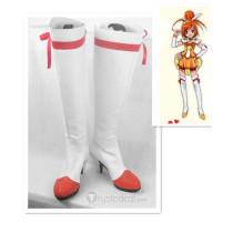Pretty Cure Cure Sunny Hino Akane Cosplay Boots Shoes