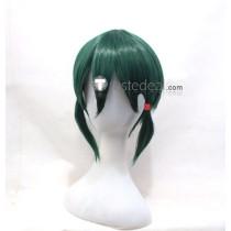 Tokyo Mew Mew Kish Ikisatashi Kisshu Green Cosplay Wig