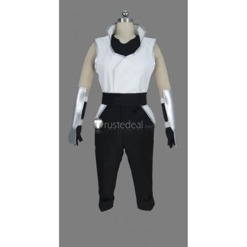 RWBY White Fang Lieutenant Cosplay Costume