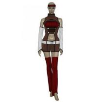 Code Geass Lelouch of the Rebellion Kallen Kouzuki Cosplay Costume