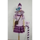 League of Legends Bittersweet Lulu Dress Cosplay Costume