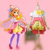 The Idolmaster Cinderella Girls Anzu Futaba Candy Island Cosplay Costume