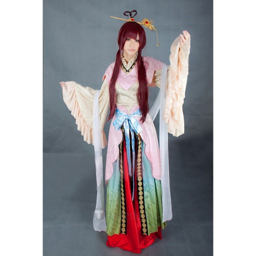 Magi The Labyrinth Of Magic Kougyoku Ren Princess Cosplay Costume