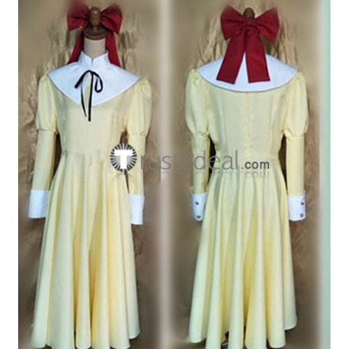 Ouran High School Host Club Renge Houshakuji School Girl Uniform Cosplay Costume